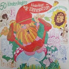 Kinderkoor 'De Zonnepitten' - 50 Kinderliedjes