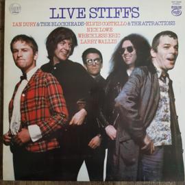 Various - Live Stiffs