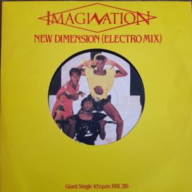 Imagination - New Dimension ( Electro Mix)