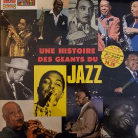 Various -  Une Histoire Des Géants Du Jazz