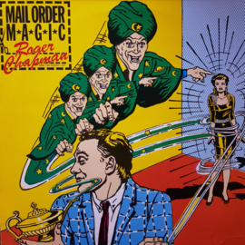 Roger Chapman And The Shortlist - Mail Order Magic