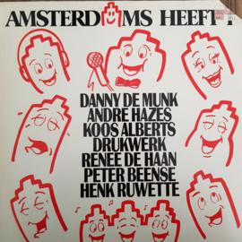 Various - Amsterdams Heeft 'T