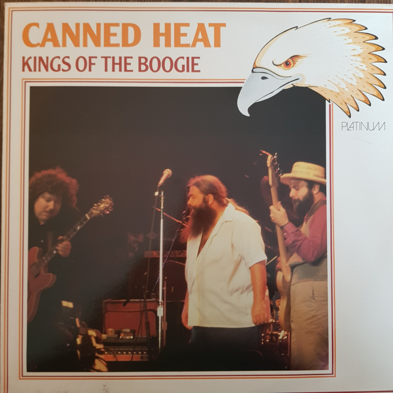 Canned Heat - Kings Of The Boogie