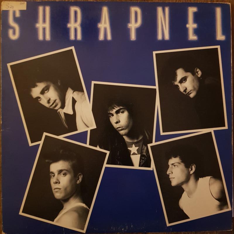 Shrapnel - Shrapnel