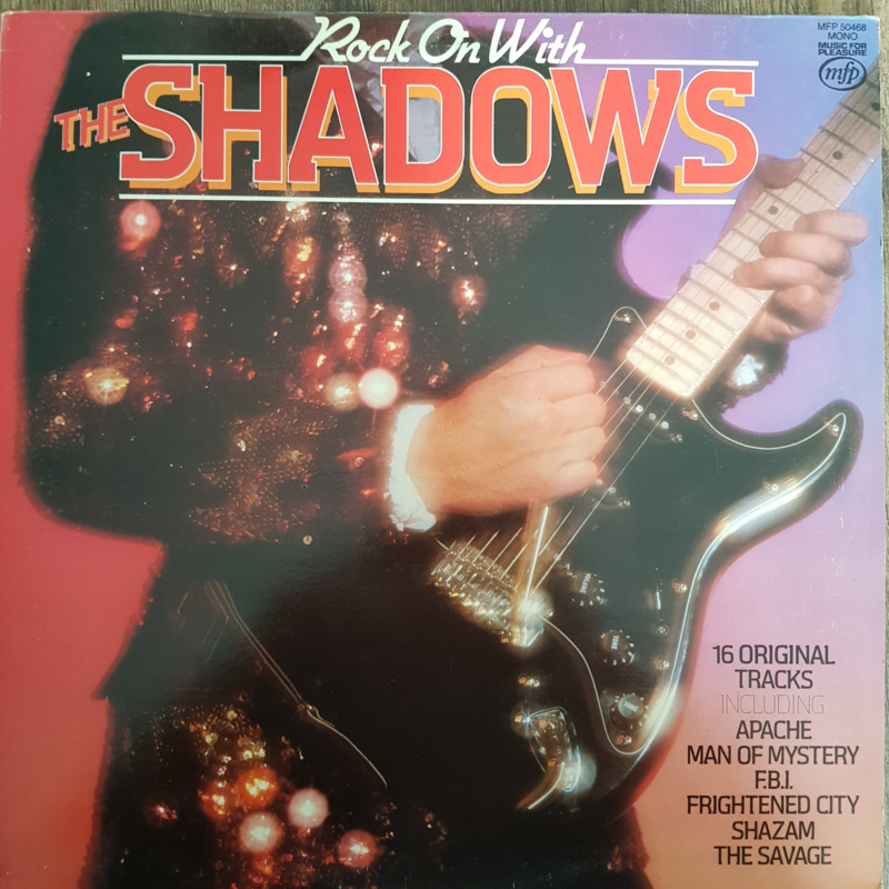 The Shadows - Rock On With The Shadows