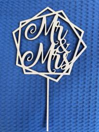 Taarttopper Mr & Mrs B