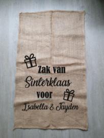 Sinterklaas zak