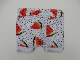 Korte broek watermeloen
