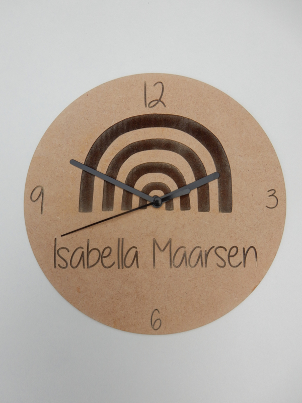 Klok Isabella