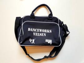 Junior Dancebag zwart/roze