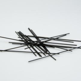 Geurstokjes zwart - 5st of 100st