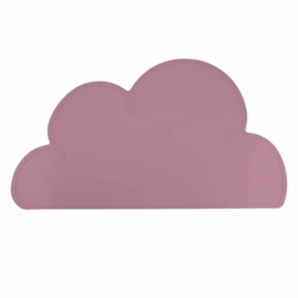Placemat - Cloud - Framboos