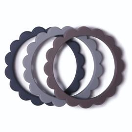 Mushie - Bijtringen - Gray