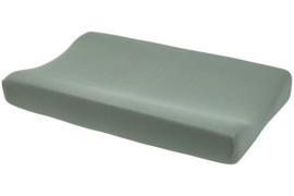 Meyco - Aankleedkussenhoes - Groen