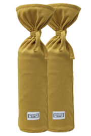 Meyco - Kruikenzakken Jersey 2-Pack - Honey