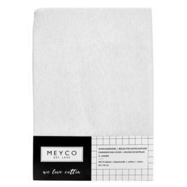 Meyco - Aankleedkussenhoes - Wit