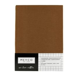 Meyco - Aankleedkussenhoes - Roest