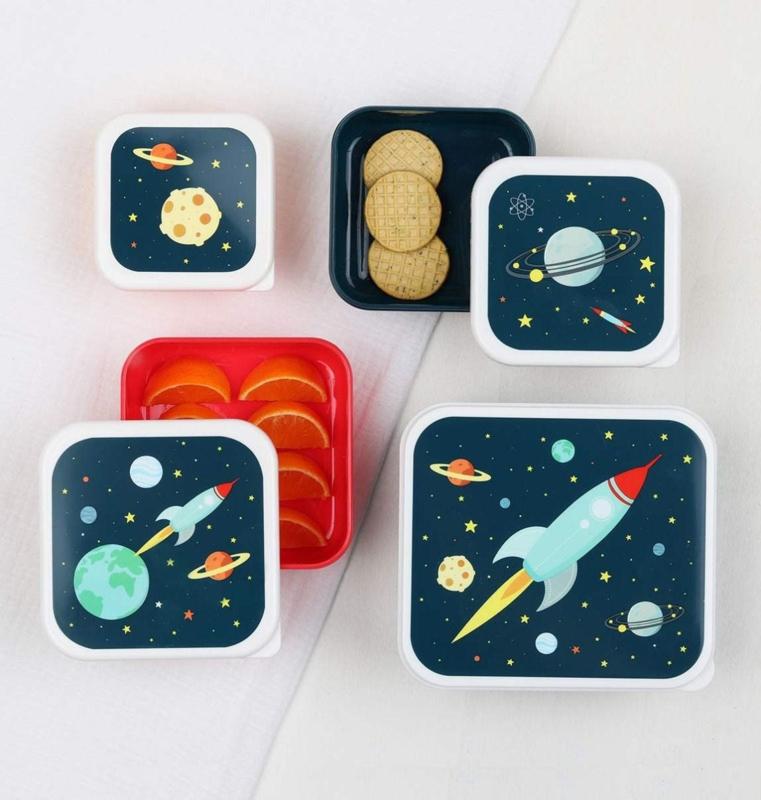 ALLC - Lunchbox Set Raket