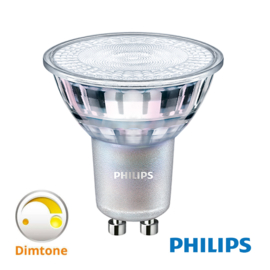 Philips MASTER LEDspot Value 3.7-35W GU10 927 36 DimTone