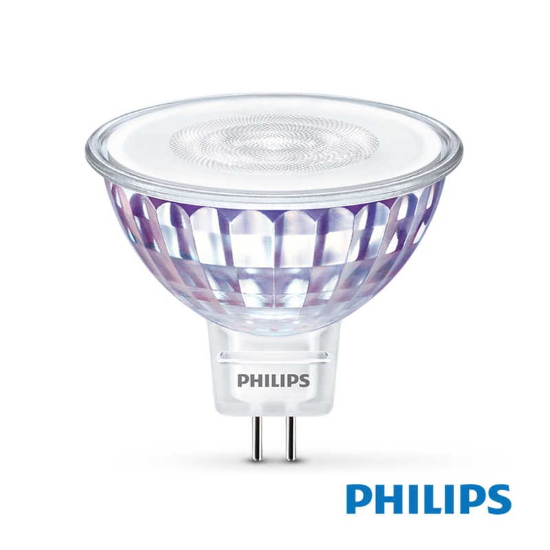 Philips MASTER LEDspot VLE D 7-50W MR16 840 36D
