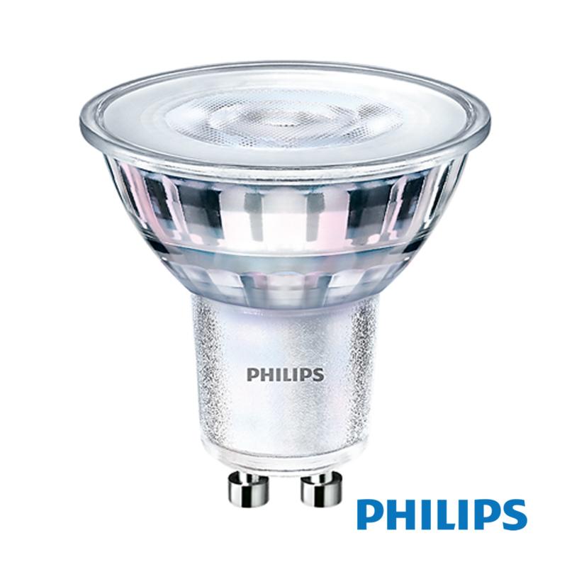 Philips Corepro LEDspot 5-50W GU10 840 36D DIM