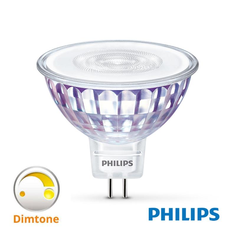 Philips MASTER LEDspot LV Dimtone 5-35W MR16 36D