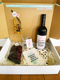 Moederdagpakket - Lekker Wijnen - Wijn cadeau