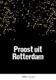 Proost uit Rotterdam - Wijn en/of Wijnetiket