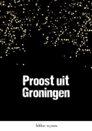 Proost uit Groningen - Etiket en/of Wijn