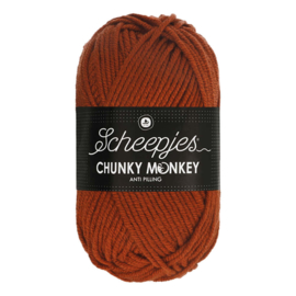 Scheepjes Chunky Monkey - 1029 Rust