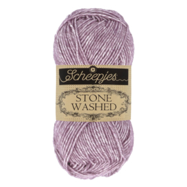 Scheepjes Stone Washed - 811 Deep Amethyst
