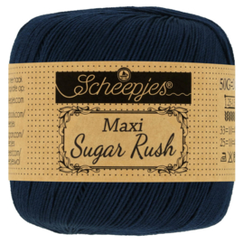 Scheepjes Maxi Sugar Rush - 124 Ultramarine