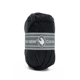 Durable Coral - 324 Graphit