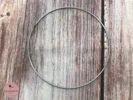 Metalen ring 20cm doorsnede