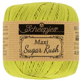Scheepjes Maxi Sugar Rush - 245 Green Yellow