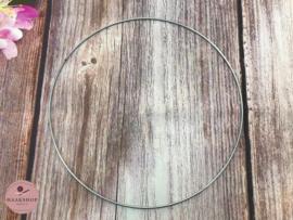 Metalen ring 30cm doorsnede