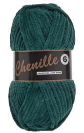 Lammy Yarns Chenille 6 - 072 donker groen