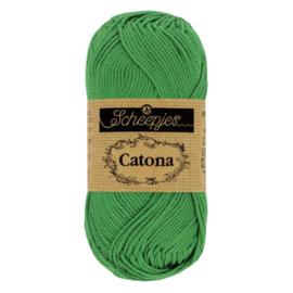 Scheepjes Catona 50g - 515 Emerald