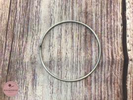 Metalen ring 10cm doorsnede