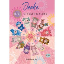 Boek: Jookz mini sterrenbeelden - Joke Postma