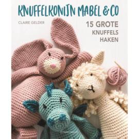 Boek: Knuffelkonijn mabel & co - Claire Gelder