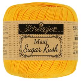 Scheepjes Maxi Sugar Rush - 208 Yellow Gold