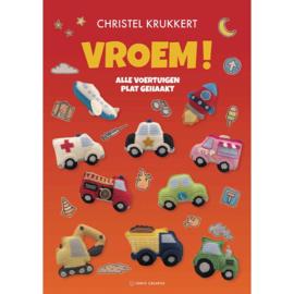 Boek: Vroem! - Christel Krukkert