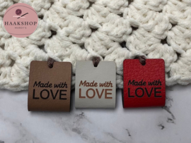 Label Made With Love ♥