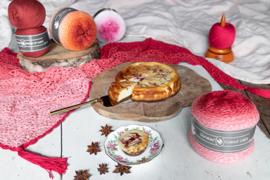 Colour cake & Piece of cake
