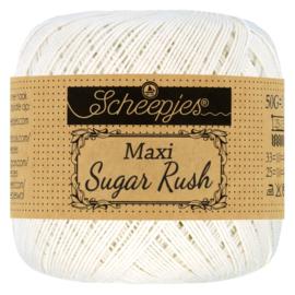 Scheepjes Maxi Sugar Rush - 105 Bridal White