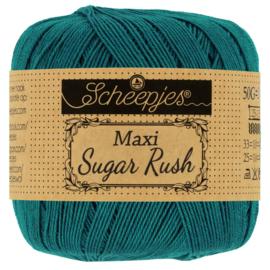 Scheepjes Maxi Sugar Rush - 401 Dark Teal