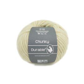 Durable Chunky Wool - 326 Ivory