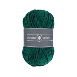 Durable Velvet - 2150 Forest green