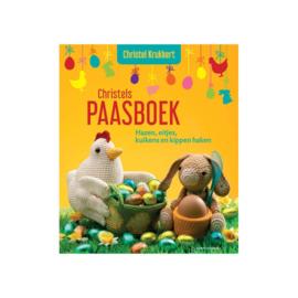 Boek:  Christels Paasboek - Christel Krukkert